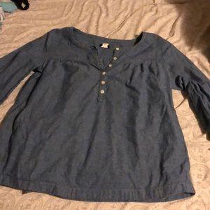 Chambray J.Crew shirt